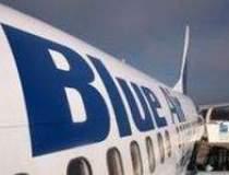 Blue Air a extins serviciul...