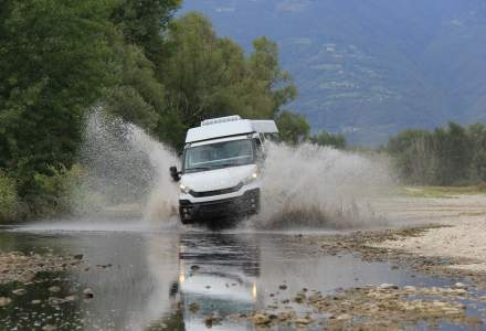 Pirelli va dezvolta anvelopa MG:01 pentru vehicule de aparare