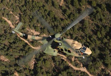 Elicopterul Airbus H215M va fi produs exclusiv de catre IAR Brasov