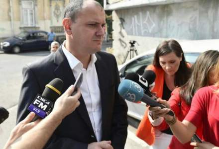 Autoritatile sarbe l-au arestat pe Sebastian Ghita pentru 18 zile, in vederea extradarii