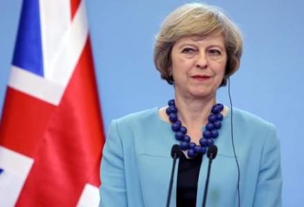 Premierul May a anuntat organizarea de alegeri anticipate in vara