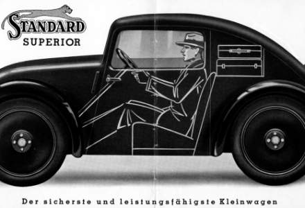 Un olandez si un elvetian vor sa reconstruiasca un autoturism fabricat in urma cu 84 de ani, modelul VW Beetle din 1933