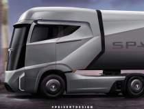Tesla lanseaza primul camion...