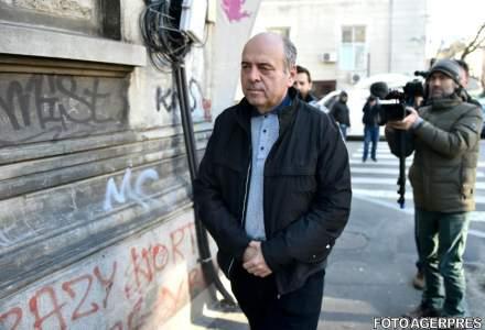 Gheorghe Stefan, condamnat definitiv la inchisoare cu executare in dosarul finantarii ilegale a PDL