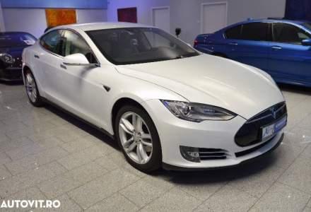 Autovit.ro vinde cu discount 30 de masini electrice de Ziua Pamantului