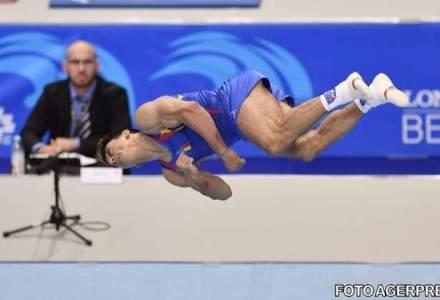 Marian Dragulescu, campion european la sol, a doborat recordul Nadiei Comaneci la titluri continentale