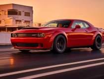 Dodge Challenger SRT Demon...