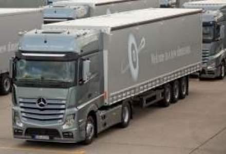 Vanzarile Daimler Trucks au crescut cu 18% anul acesta