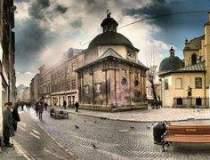 LVIV - Un melanj de culturi,...