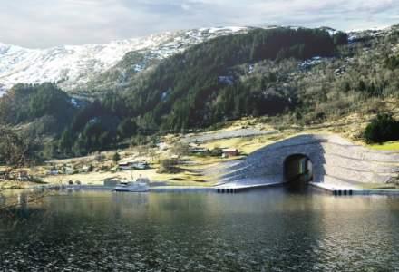 Primul tunel din lume destinat transportului naval urmeaza sa fie construit in Norvegia