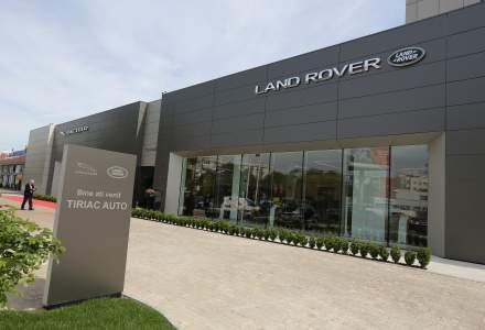 Tiriac da un nou look showroom-urilor Jaguar Land Rover: investitii de 3 MIL. euro