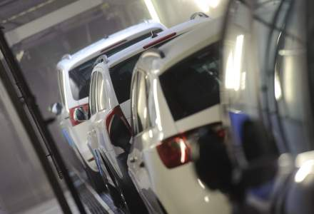 Hodlmayr: In Romania sunt transportate 400.000 masini pe an, din care o treime sunt second-hand