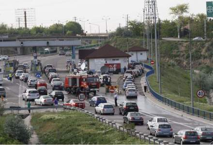 Drumul catre mare poate fi mai rapid daca platiti online tariful de trecere la podul Fetesti - Cernavoda