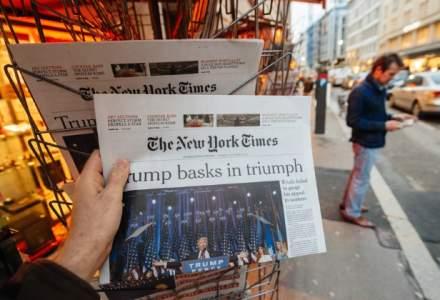 Cititori ai The New York Times isi anuleaza abonamentele din cauza unui jurnalist care neaga efectele incalzirii globale