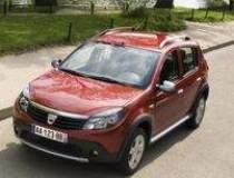Dacia a scazut cu 23% in...