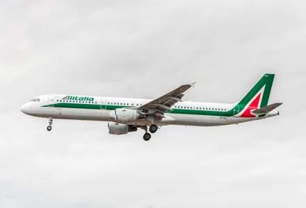 Compania aeriana Alitalia a intrat in procedura de faliment