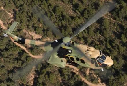 Airbus Helicopters ar putea incepe, in 2019, productia modelului militar H215M in Romania