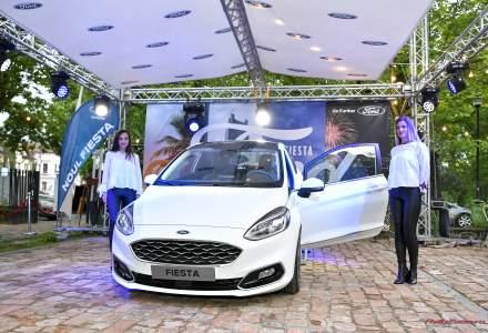 Noua generatie Ford Fiesta a fost prezentata la Cluj-Napoca