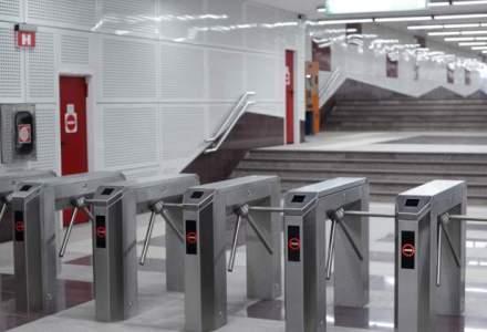 Metrorex incepe a doua etapa a lucrarilor de modernizare a instalatiilor de control-acces: ce statii vor fi inchise