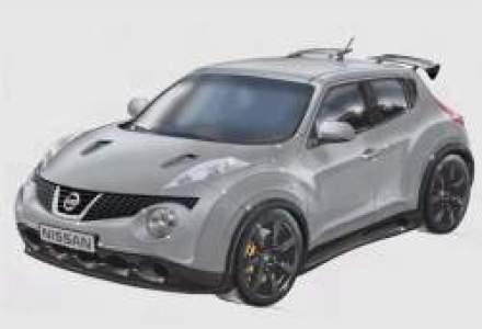 Nissan va produce 2 unitati Juke-R, cu 480 de cai putere