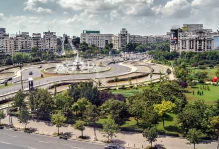 FOTO Primaria Capitalei a ales un nou logo pentru Bucuresti, dupa descalificarea castigatorului initial