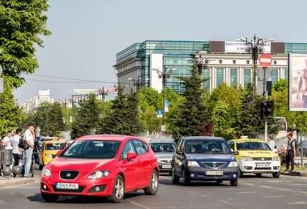 Circulatia rutiera se inchide in Bucuresti, la sfarsit de saptamana