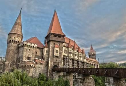 Presupusul autor al jafului de la Castelul Corvinilor, retinut de politisti in incinta Spitalului Hunedoara