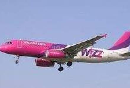 Wizz Air anuleaza 10% din zborurile din Bucuresti