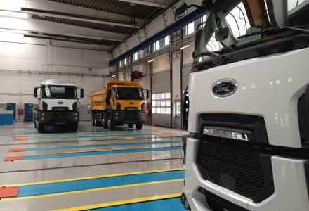 Ford Trucks a inaugurat in Romania cel mai mare sediu din Europa