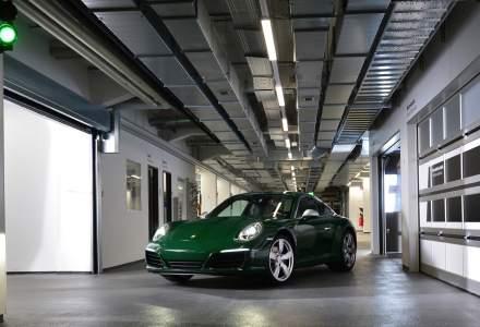 Moment istoric pentru Porsche: vehiculul 911 cu numarul 1.000.000 iese de pe linia de productie