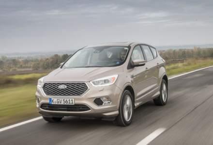 Ford nu se multumeste doar cu un SUV electric: Kuga va primi versiune plug-in hybrid in 2020 sub brandul Energi