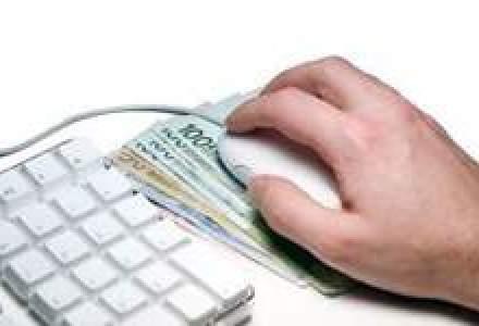 Mai multi bani pe net. Vezi volumul platilor online la 9 luni