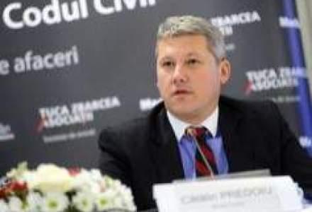 Ministrul Predoiu, despre Noul Cod Civil: Tine cetateanul departe de tribunal