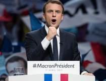 Emmanuel Macron, al 26-lea...
