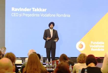 Fundatia Vodafone Romania va finanta cu 600.000 euro 7 proiecte in programul Connecting for Good 2017