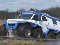 Rusii au inventat primul ATV...