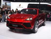 Lamborghini Urus va fi lansat...