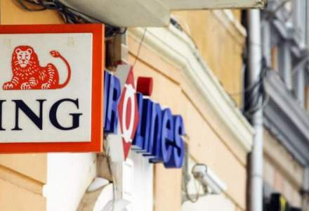 ING Bank Romania, profit in crestere cu 22%