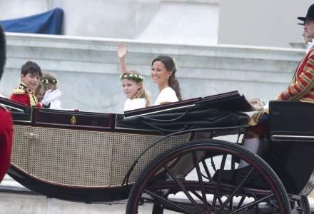 """""""Nunta anului 2017"""" - Pippa Middleton, sora ducesei de Cambridge, s-a casatorit"""