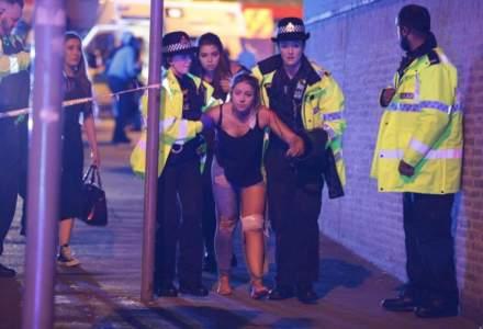 UPDATE: 22 de morti intr-un atac terorist la Manchester Arena. Politia a facut prima arestare