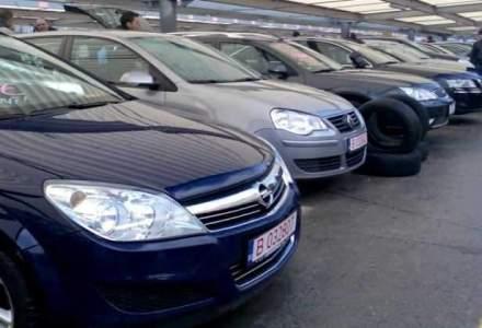 Vanzarile de autovehicule noi au crescut cu 12,6% dupa primele patru luni