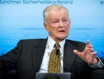 Zbigniew Brzezinski a incetat...
