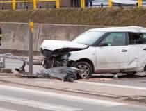 Cinci raniti intr-un accident...