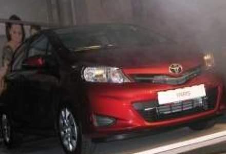 Noua generatie Toyota Yaris a ajuns in Romania