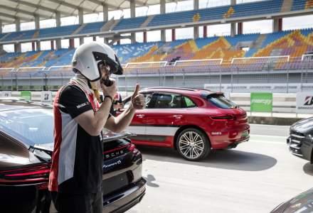 Tehnici din motorsport, la Istanbul, cu modele Porsche: tips and tricks