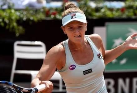 Irina-Camelia Begu s-a calificat in optimile de finala ale probei de dublu de la Roland Garros