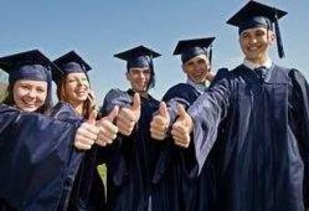 Studentii de criza cauta universitati ieftine din afara si finantare externa
