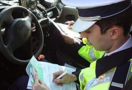 Un sofer a fost prins in timp conducea cu 200 km/h pe un drum national