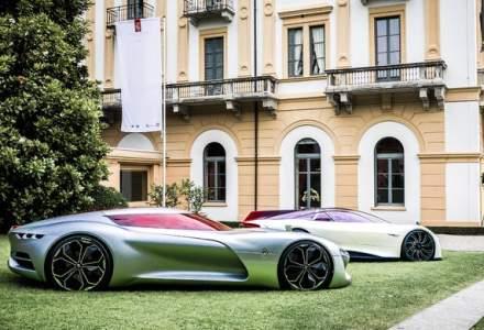 Renault Trezor a primit premiul pentru cel mai frumos concept