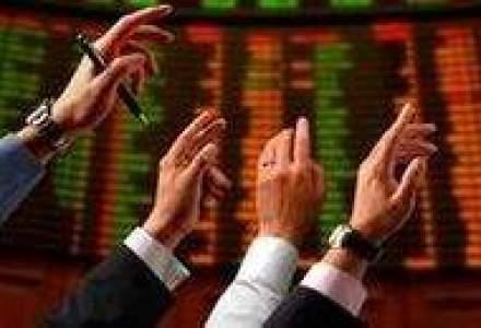Bursa, in crestere. Actiunile Oltchim sunt pe val
